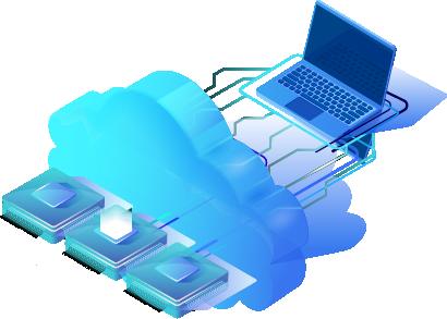 Icono Monitorización del Cloud